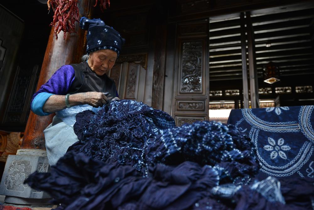 china-cloth