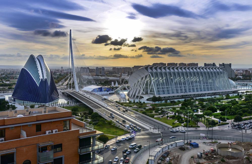 バレンシアのスマートシティプロジェクト