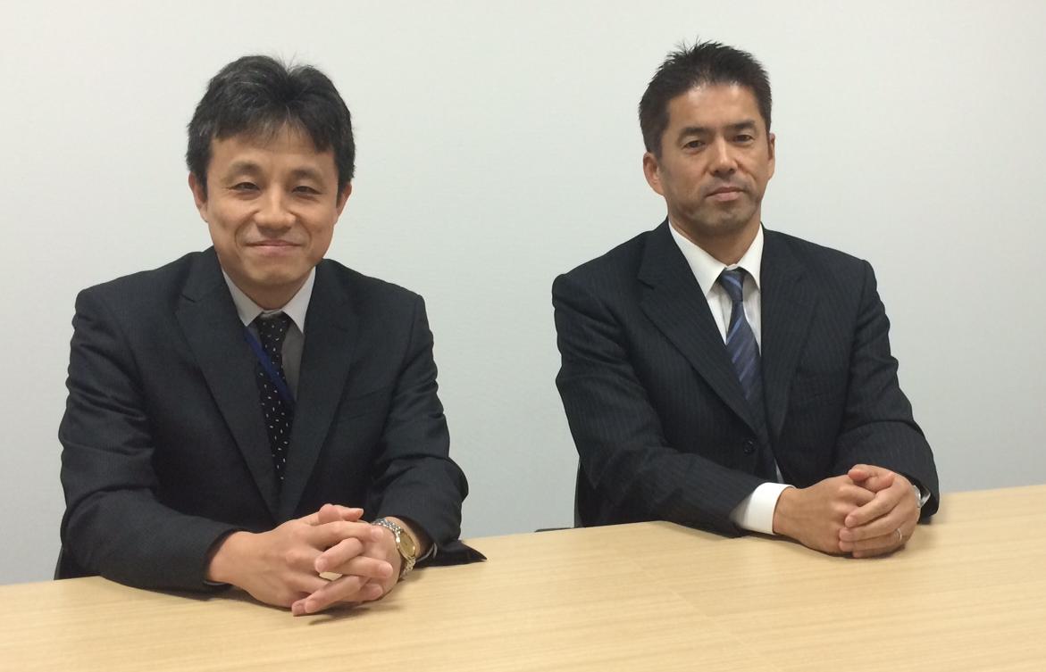 NTTインタビュー写真