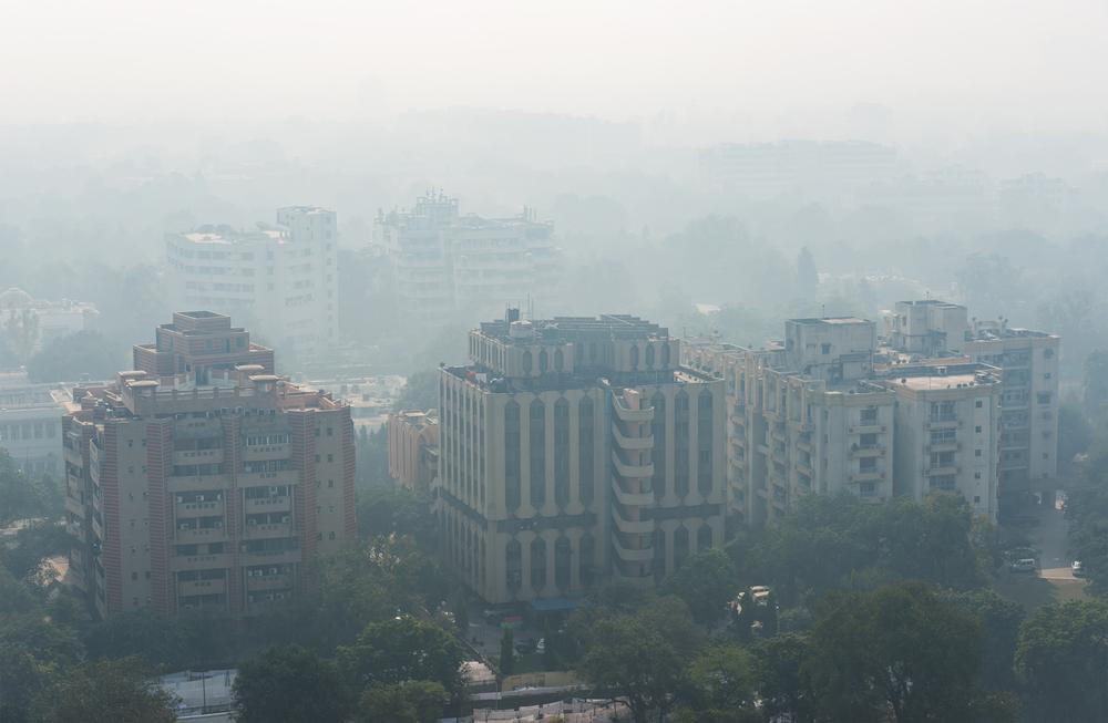 【インド】大気汚染での死亡者数、中国を抜き世界最多に。対策が急務 1