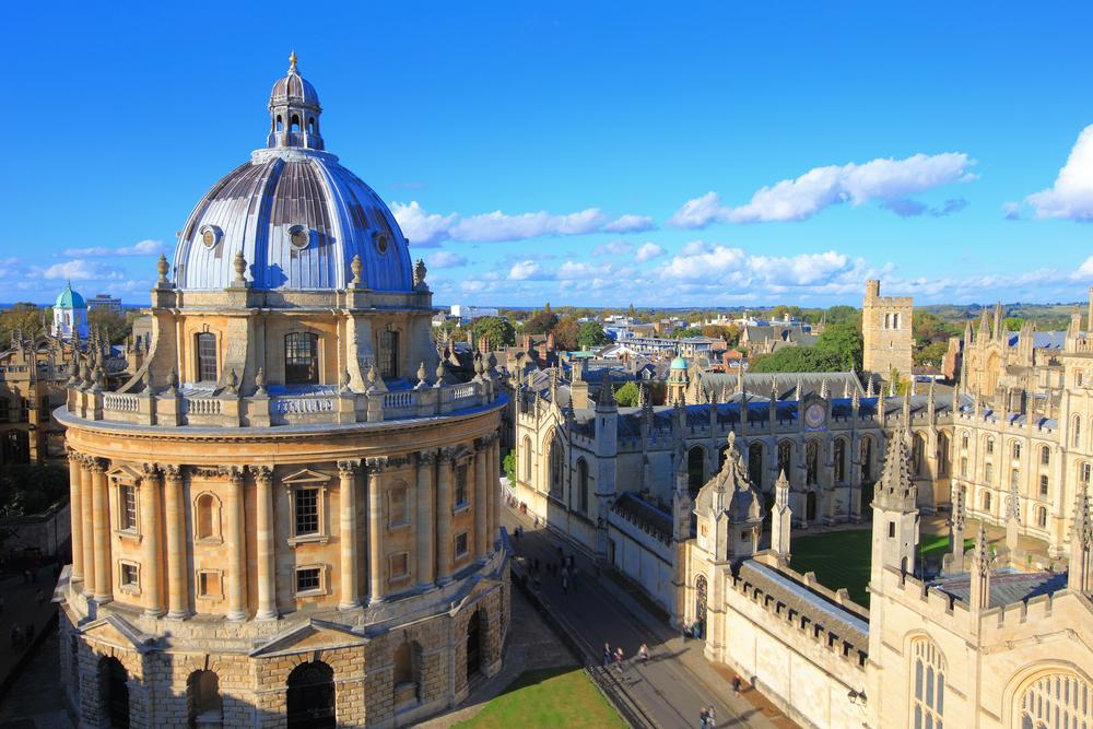【アメリカ】ロックフェラー財団、英オックスフォード大に地球環境のための経済会議を設立 1