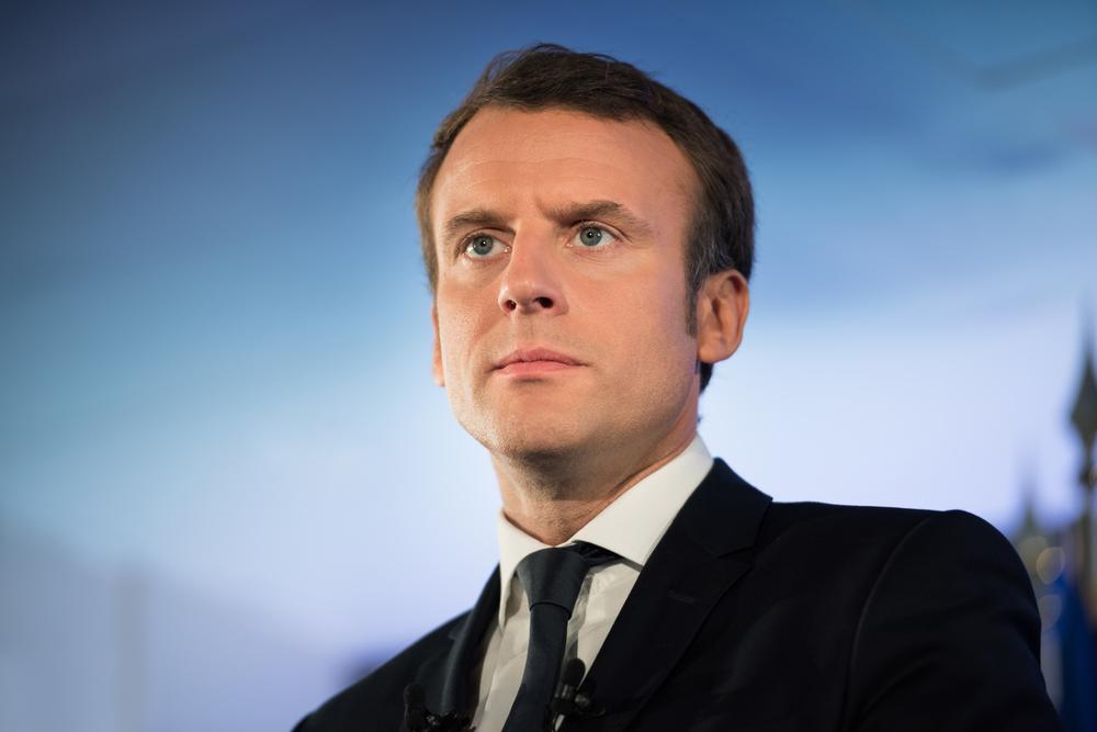 【フランス】マクロン大統領、米トランプ政権政策を否定するウェブサイト開設 1