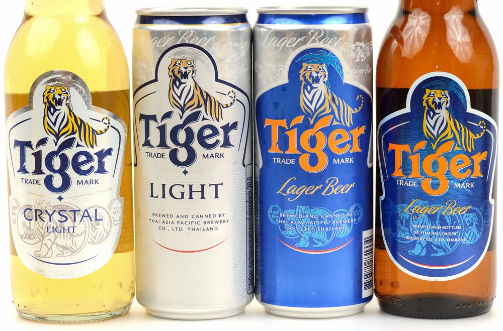 【シンガポール】タイガービール、WWFと提携。絶滅危惧のトラ保護キャンペーンを展開 1