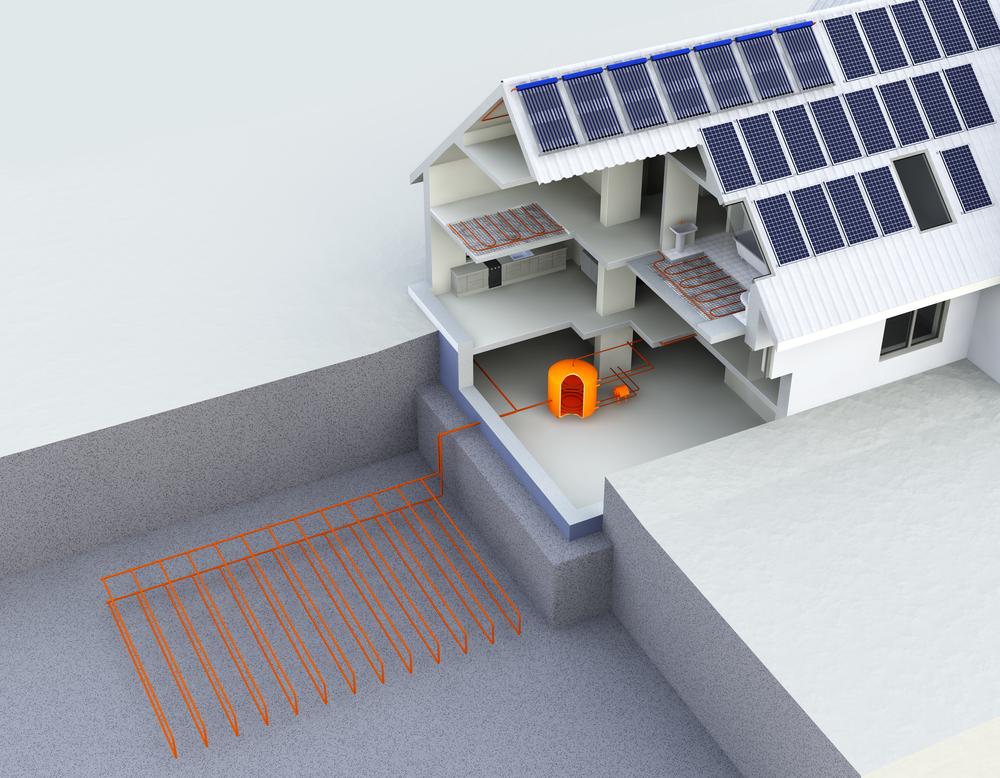 【アメリカ】グーグル親会社、家庭用地熱エネルギーシステム部門を分社化。CO2削減目指す 1