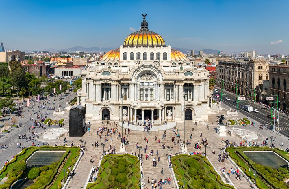 【メキシコ】S&P、メキシコシティ新国際空港建設でのグリーンボンド発行で、最高評価付与 1