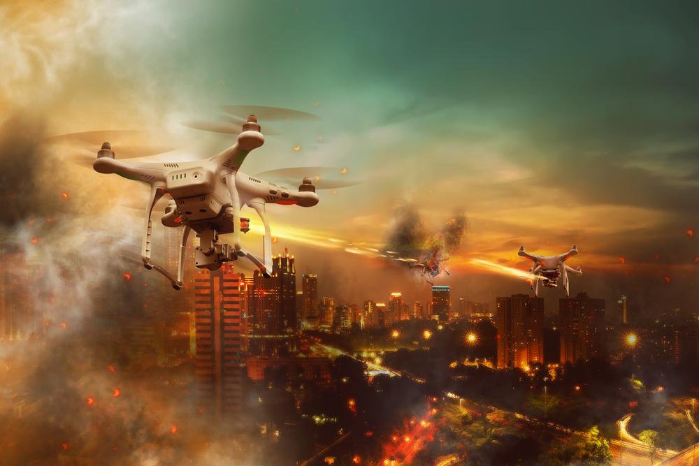 【国際】イーロン・マスクらAI専門家、自律型ロボット兵器の早期禁止を国連に求める公開書簡に署名 1