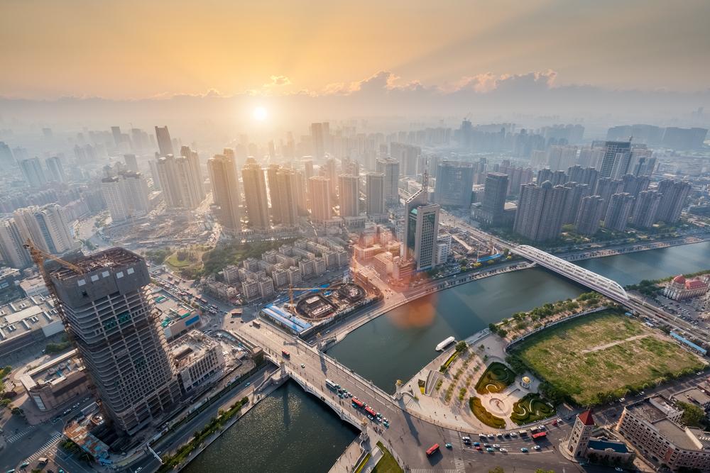 【中国】天津の電力会社、超々臨界圧石炭火力発電所建設でグリーンボンド2億元発行 1