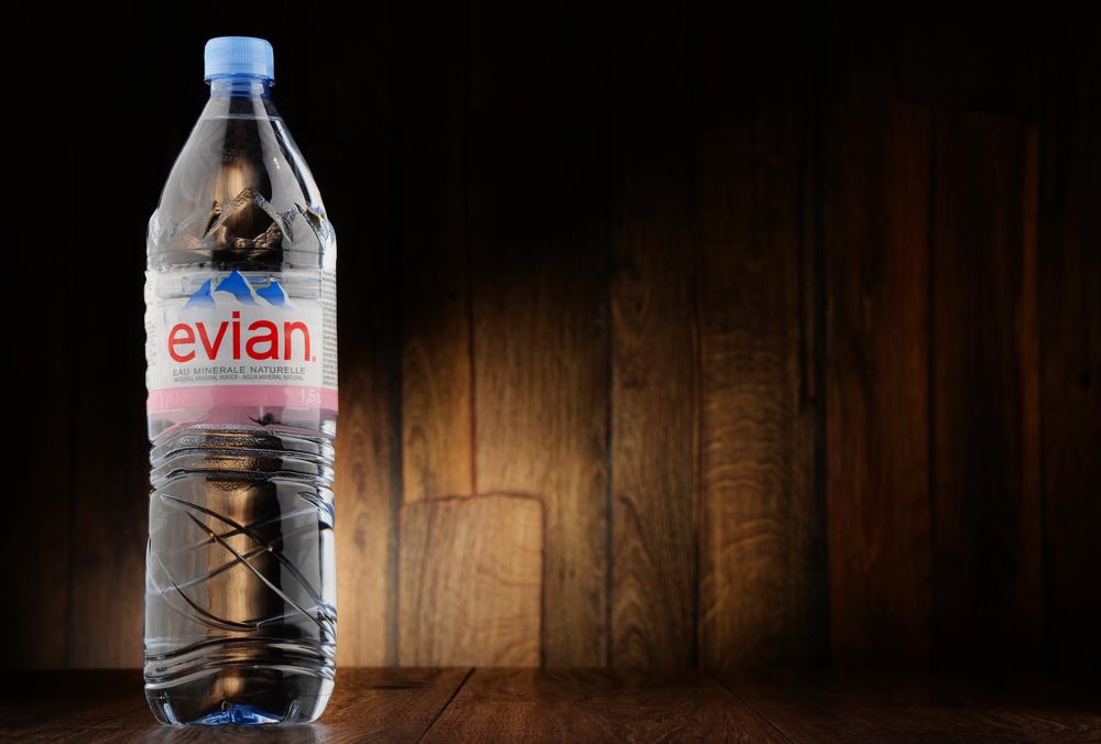 【フランス】エビアン、カーボンニュートラルを実現する新工場完成。リサイクル率も改善 1