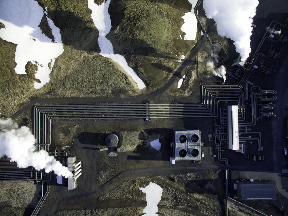 【アイスランド】二酸化炭素排出量がマイナスの地熱発電所、実験稼働開始。世界初 1