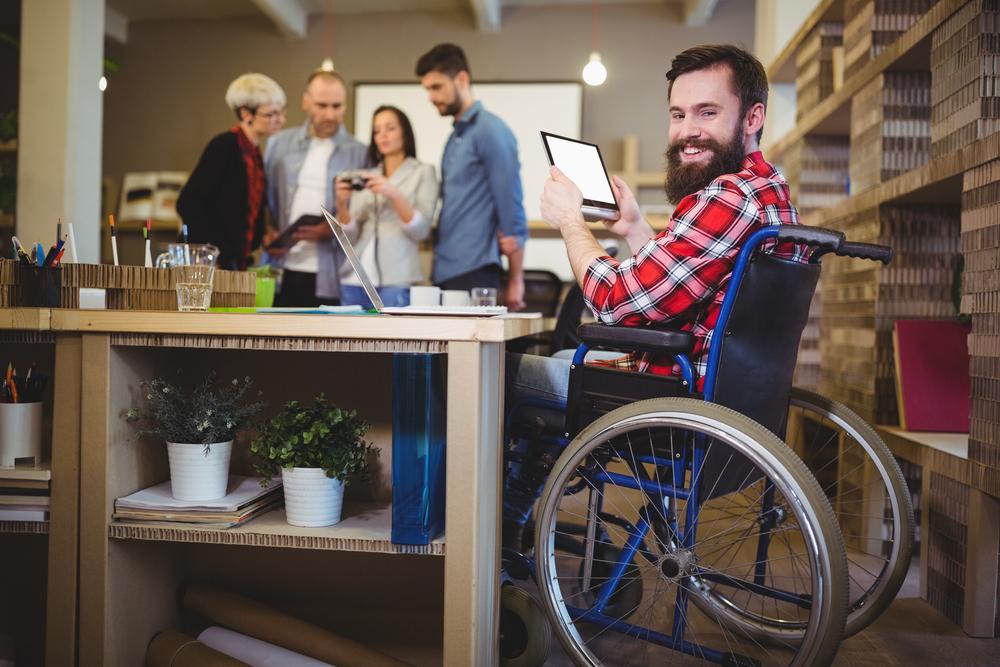 【アメリカ】障害者雇用格付DEI、2017年度結果発表。大手110社が自主参加し68社が満点 1