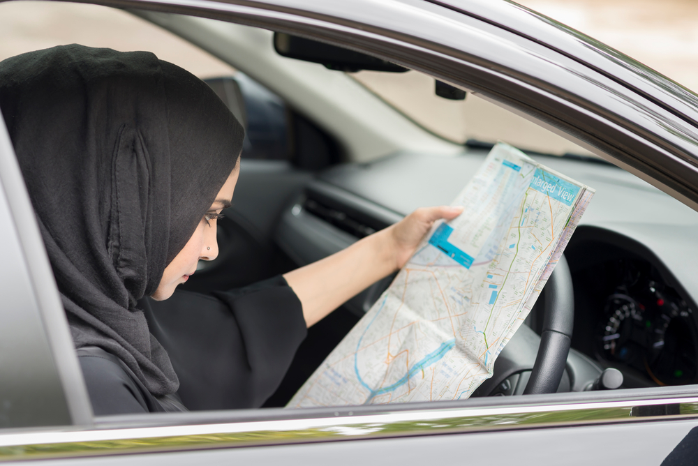 【サウジアラビア】国王、女性の運転を解禁する勅令発布。進む男女平等 1