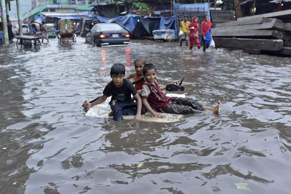 【国際】InsuResilience、気候変動脆弱国に保険・金融サービスを提供する国際パートナーシップ発足 1