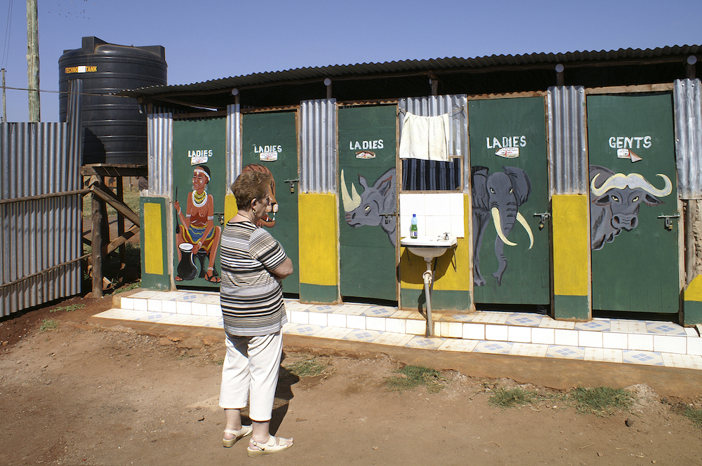 【国際】ウォーターエイド、世界の衛生的なトイレ活用状況国ランキング2017公表 1