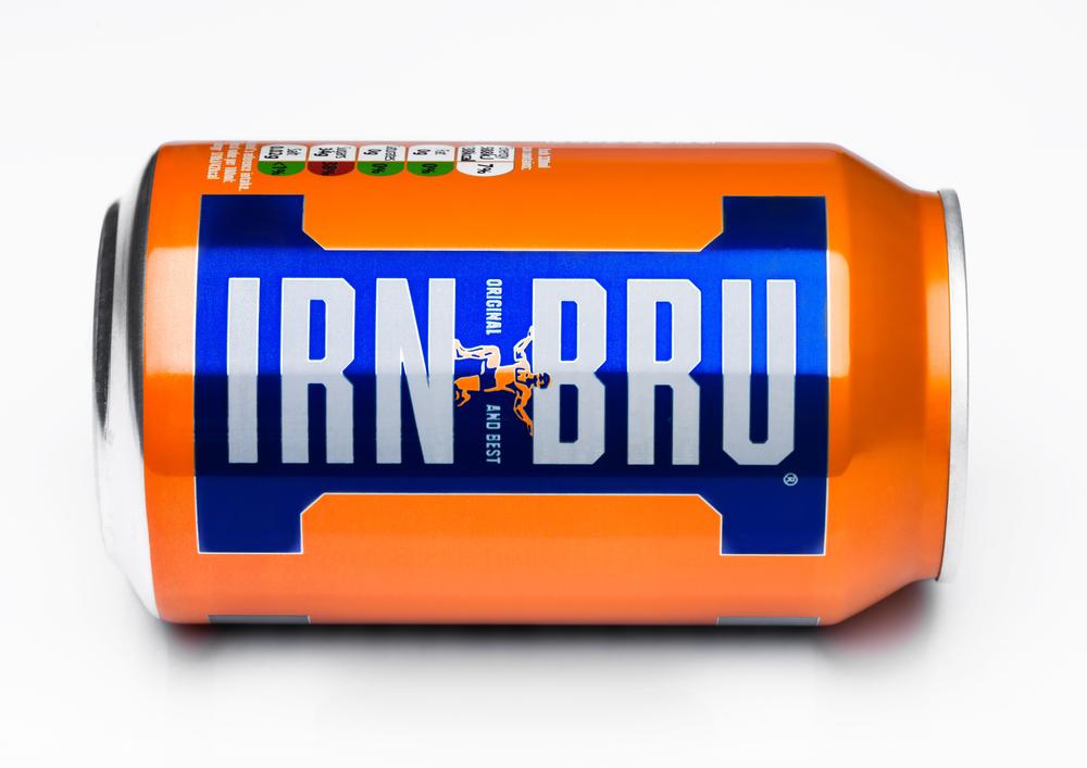 【イギリス】スコットランド国民的飲料Irn-Bru、砂糖含有量を半減。ファンからは反対運動も 1