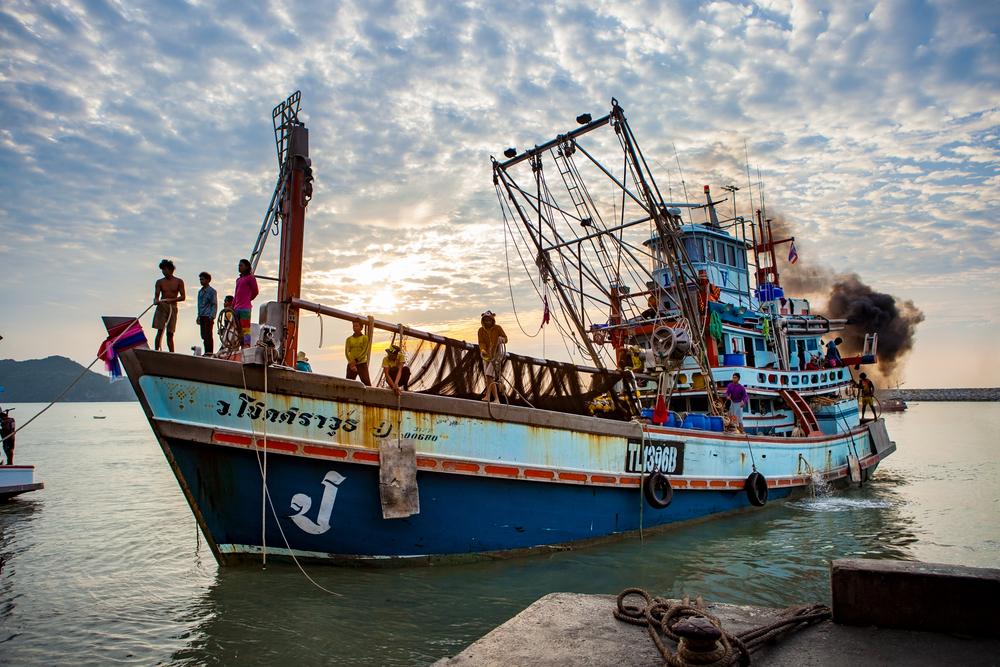 【タイ】「漁業での人権侵害が蔓延」人権NGOヒューマン・ライツ・ウォッチ報告 1