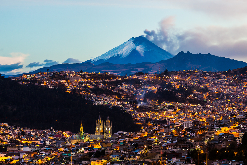 【エクアドル】国民投票、国立公園の保護区拡大と石油・金属採掘区域の制限を決定 1