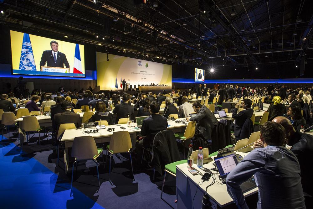 【国際】パリ協定事務局、加盟国の目標引上げ目指しポータルサイト開設。広く意見募る 1