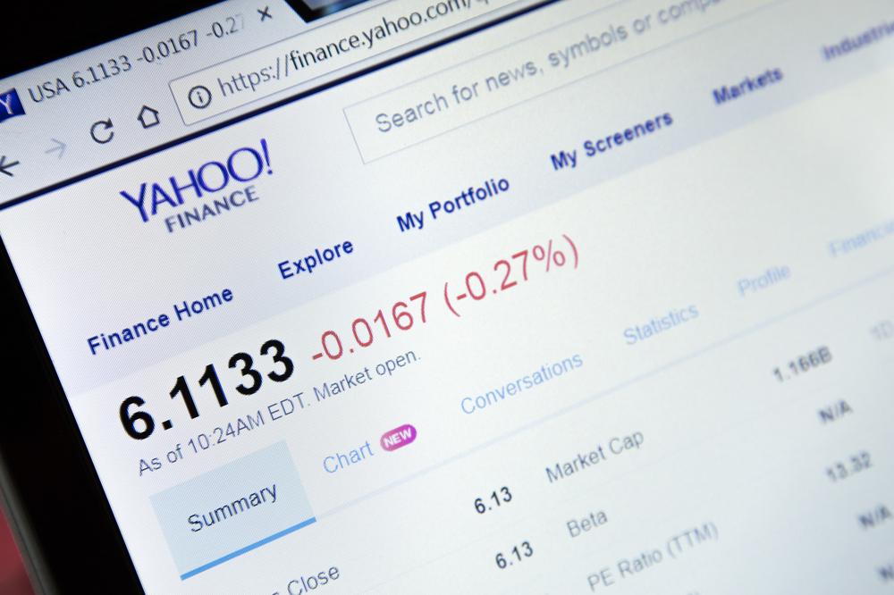 【アメリカ】Yahoo! Finance、上場企業2千社に関しSustainalyticsのESGスコアを掲載。一般公開開始 1