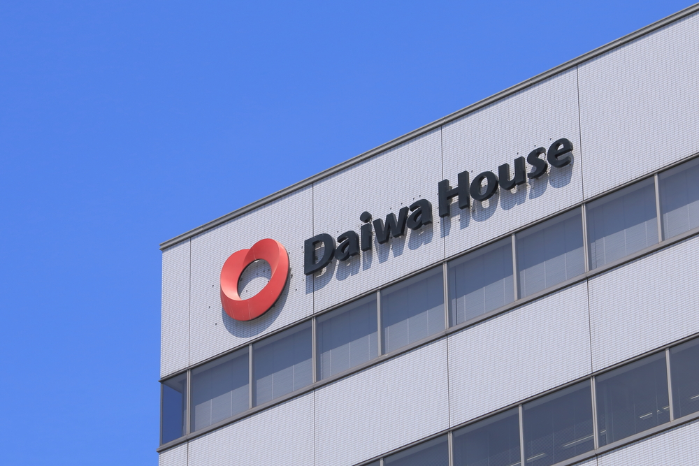 【日本】大和ハウス工業、再生可能エネルギー100%「RE100」加盟。日本企業では4社目。EP100加盟も 1