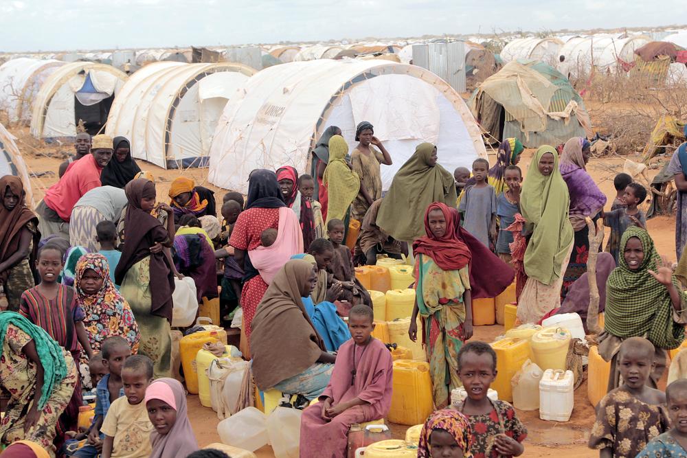 【ケニア】国連ハビタットの難民支援用居住インフラ建設、LIXILがトイレインフラ提供で協力 1