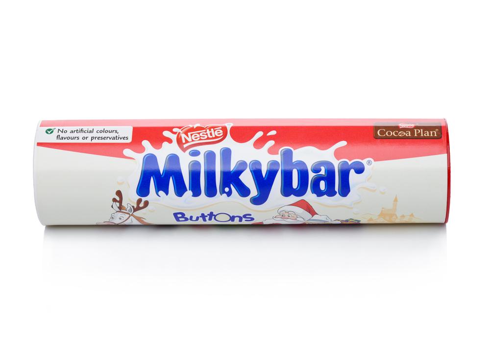 【イギリス・アイルランド】ネスレ、砂糖含有量30%削減の新商品「Milkybar Wowsomes」発表 1