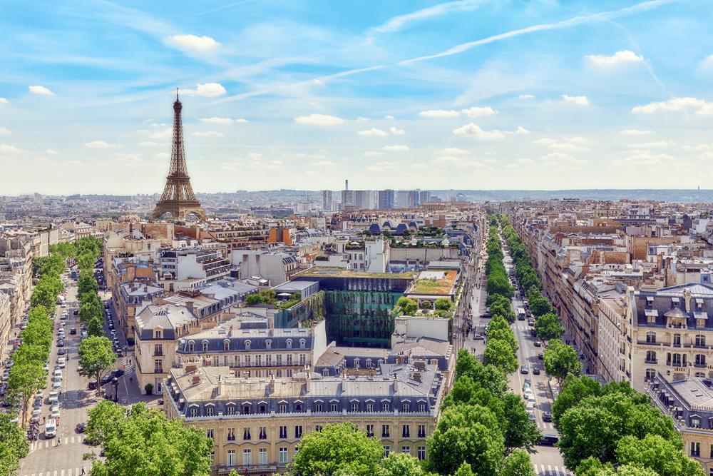 【フランス】欧州初のグリーン商業不動産ローンが誕生。パリ市建設予定のオフィスタワー融資 1