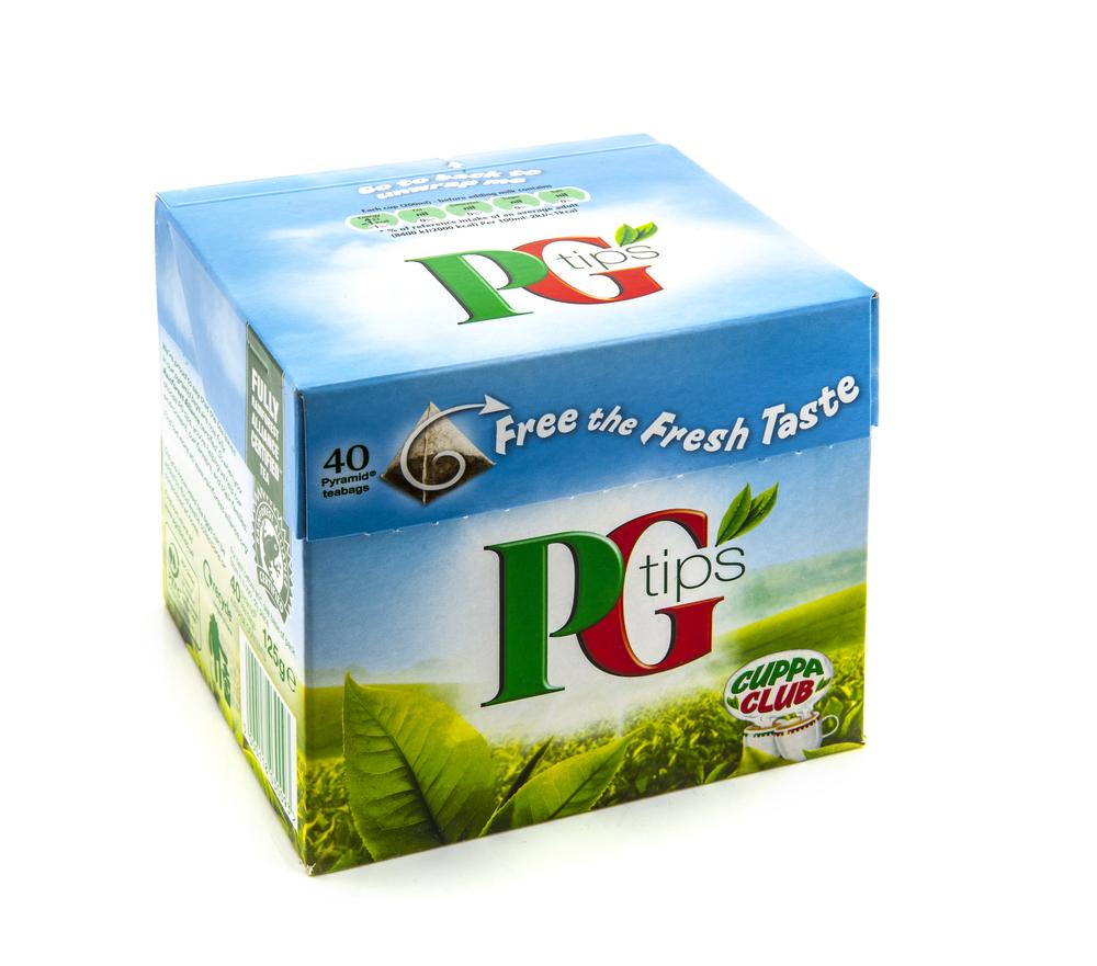 【イギリス・オランダ】ユニリーバの紅茶「PG Tips」、ティーバッグ素材を全て植物由来に転換 1