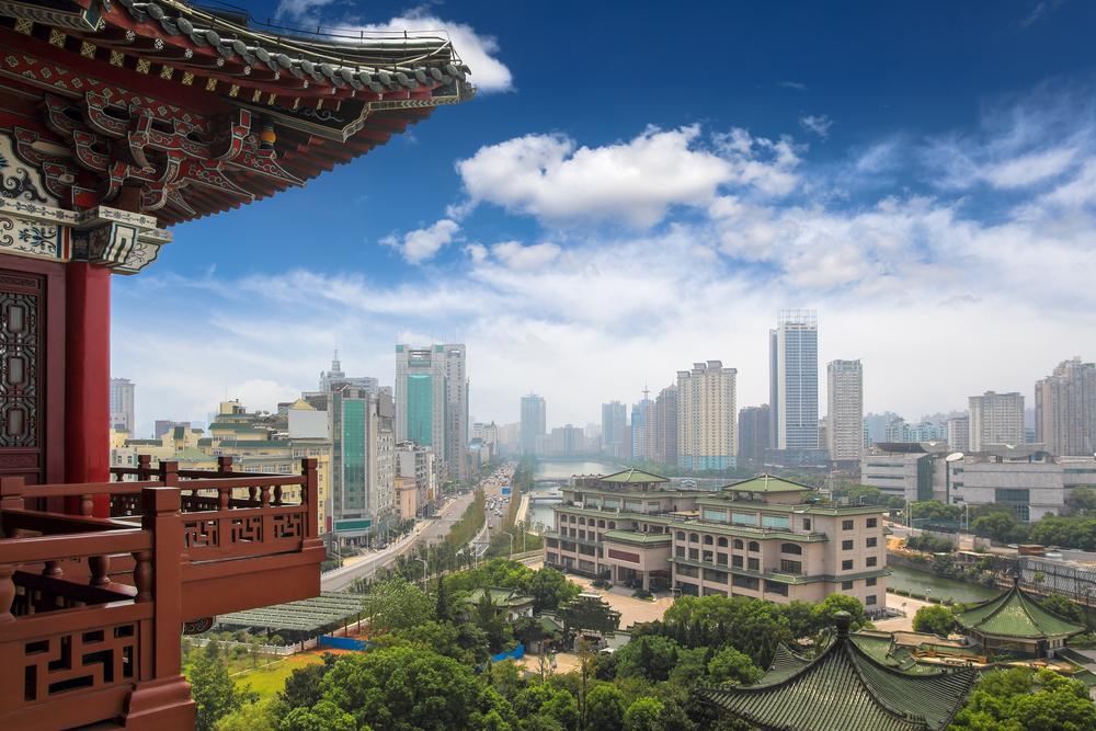 【中国】政府、2020年CO2排出削減目標を3年前倒して達成と発表 1