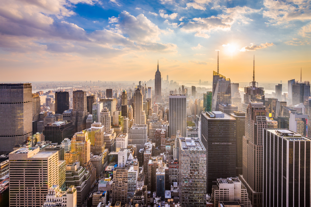 【アメリカ】ニューヨーク州退職年金基金、CO2排出量の多い10社に削減目標設定を要請 1