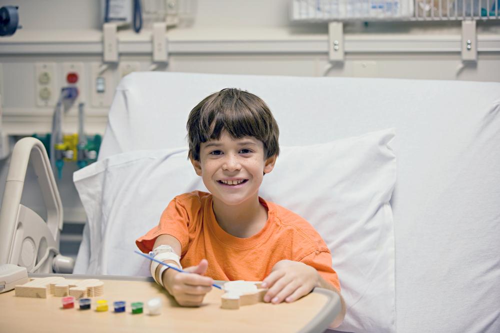 【アメリカ】バンダイナムコ・アメリカ、長期入院小児患者向けのゲーム提供NPOに寄付 1