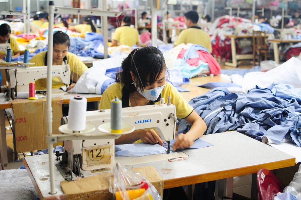 【国際】労働NGO、H&M、GAP、ウォルマートの3社のサプライヤー工場でのセクハラ暴力を公表 1