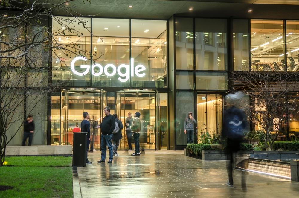 【アメリカ】グーグル、武器や過渡な監視に資するAI技術の活用を自主的に禁止 1