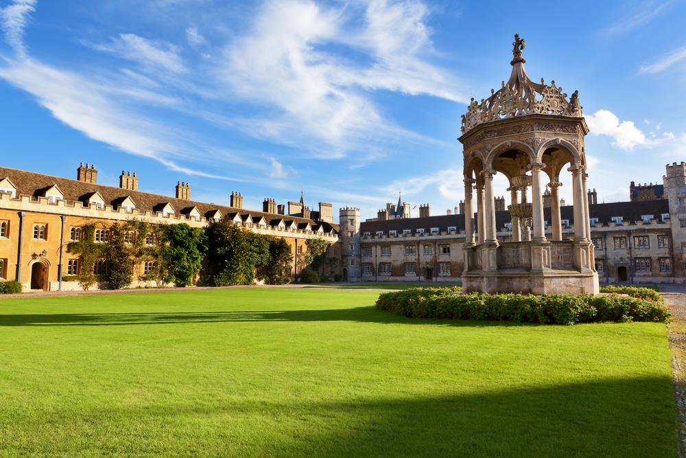 【イギリス】ケンブリッジ大学、企業と協働でSDGs研究フェロー課程創設。定員研究者15人 1