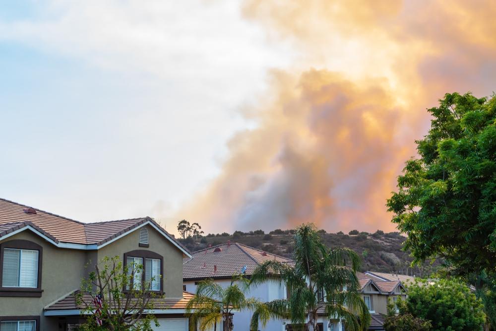 【アメリカ】カリフォルニア州、大規模山火事が同時発生。焼失規模が同州史上最大 1