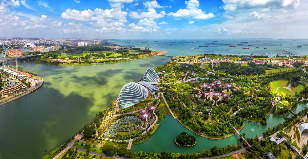 【シンガポール】Singapore-ETH CentreとNUS、生態系サービスの測定プロジェクト発足。自然資本価値を可視化 1