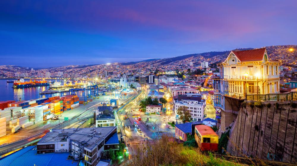 【チリ】政府、バルパライソ県の複数地域に大気汚染原因で「健康警報」発令。企業操業強制停止 1
