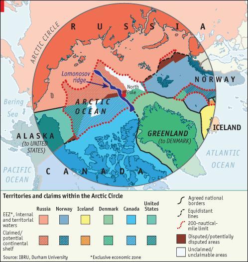 【国際】北極海公海で商業漁業を禁止する協定、北極海沿岸5ヶ国と日中韓EUアイスランドが署名 2