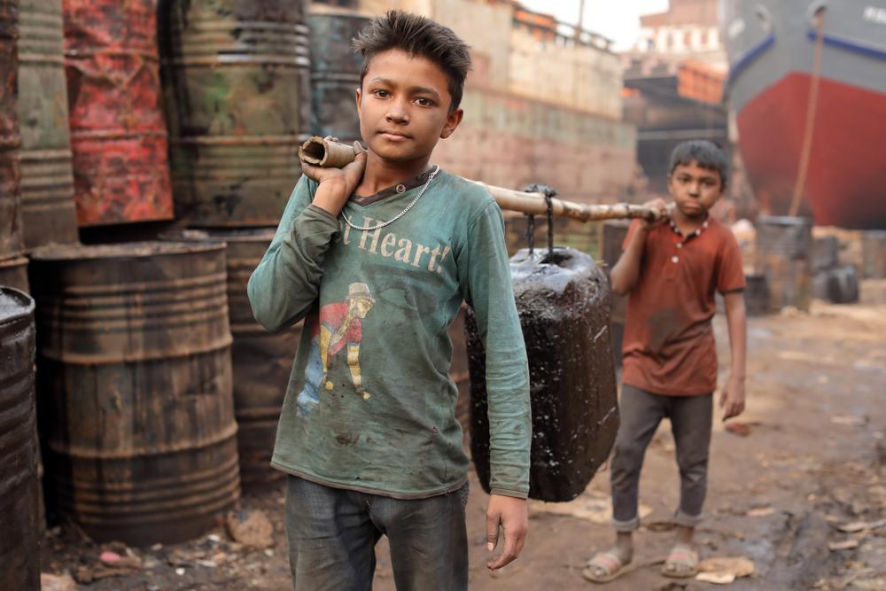 【南アジア】ILOと英国政府、南アジアでの児童労働撲滅で連携。データ収集や実効的アプローチ開発 1