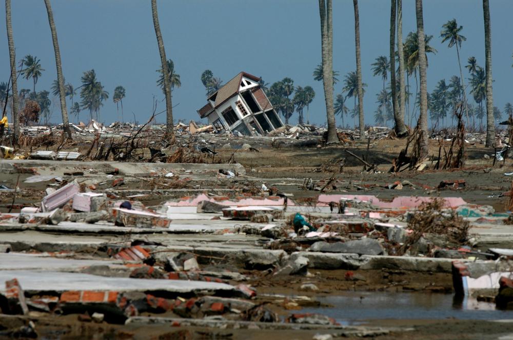 【国際】国連国際防災戦略、過去20年間の自然災害経済損失325兆円。そのうち気候変動関連が77% 1