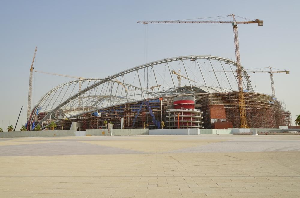 【カタール】アムネスティ、FIFA大会建設で移民労働者搾取と発表。FIFAは大会とは無関係と反論 1