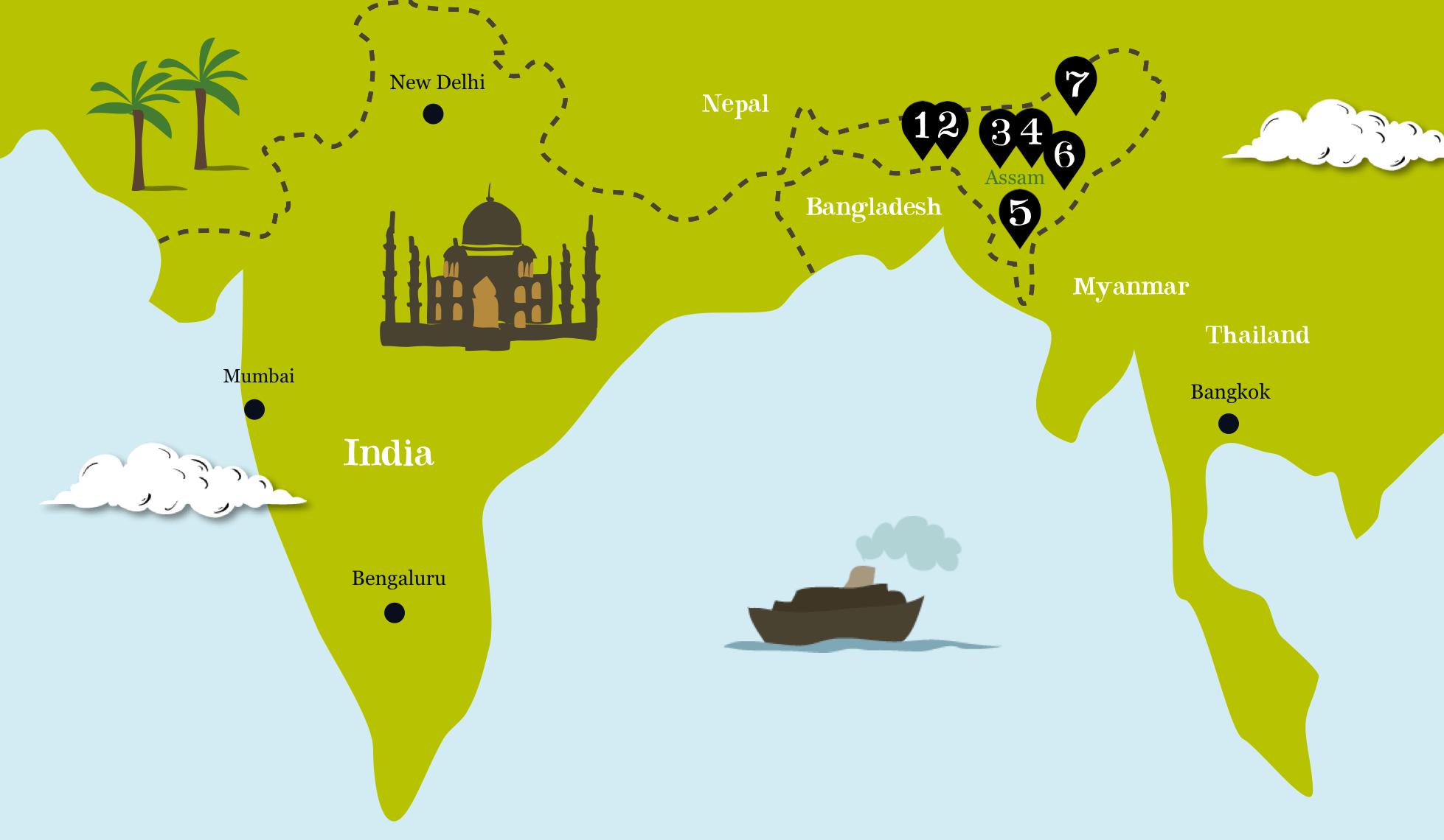 【イギリス】紅茶大手クリッパー・ティー、インドの茶葉サプライヤーリスト公表 2