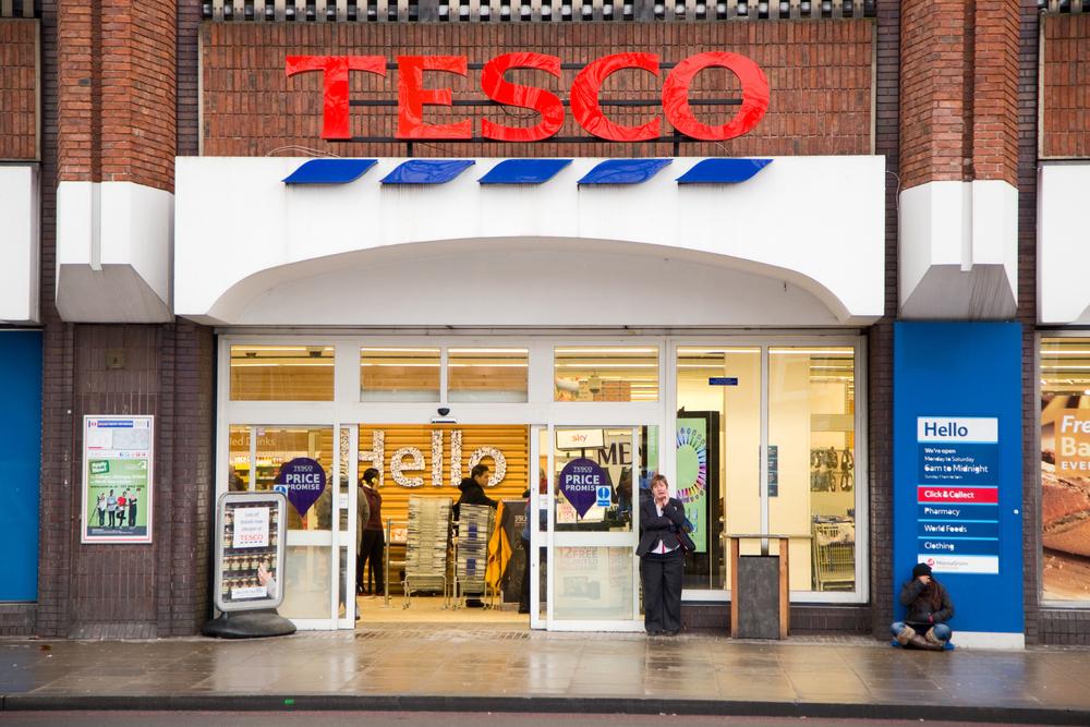 【イギリス】テスコ、持続可能な食品販売増強でWWFと提携。商品価格上げずに実現模索 1