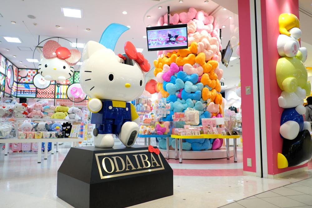 【日本】公取委、サンリオに下請法違反の是正勧告。商品調達元に不当な要求実施 1
