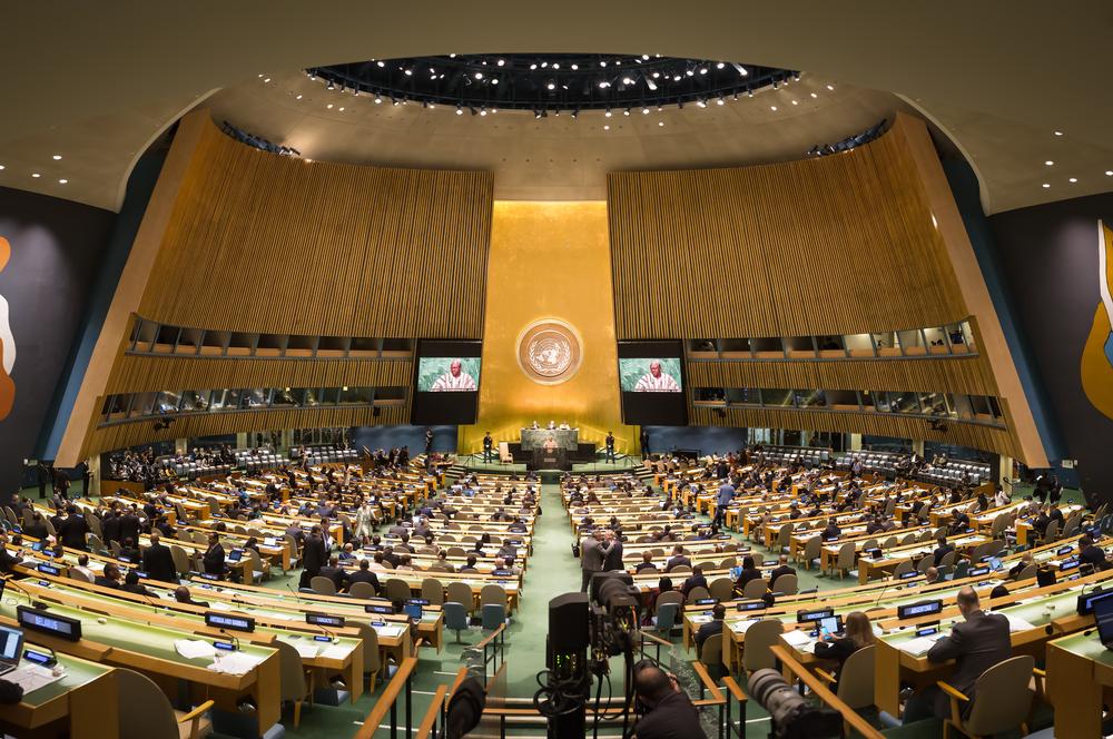 【国際】国連総会、難民に関するグローバル・コンパクト採択。難民支援枠組みで合意 1