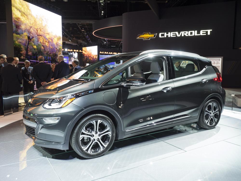 【アメリカ】GM、EV充電ステーション大手EVgo、ChargePoint、Greenlotsの3社と協働開始 1