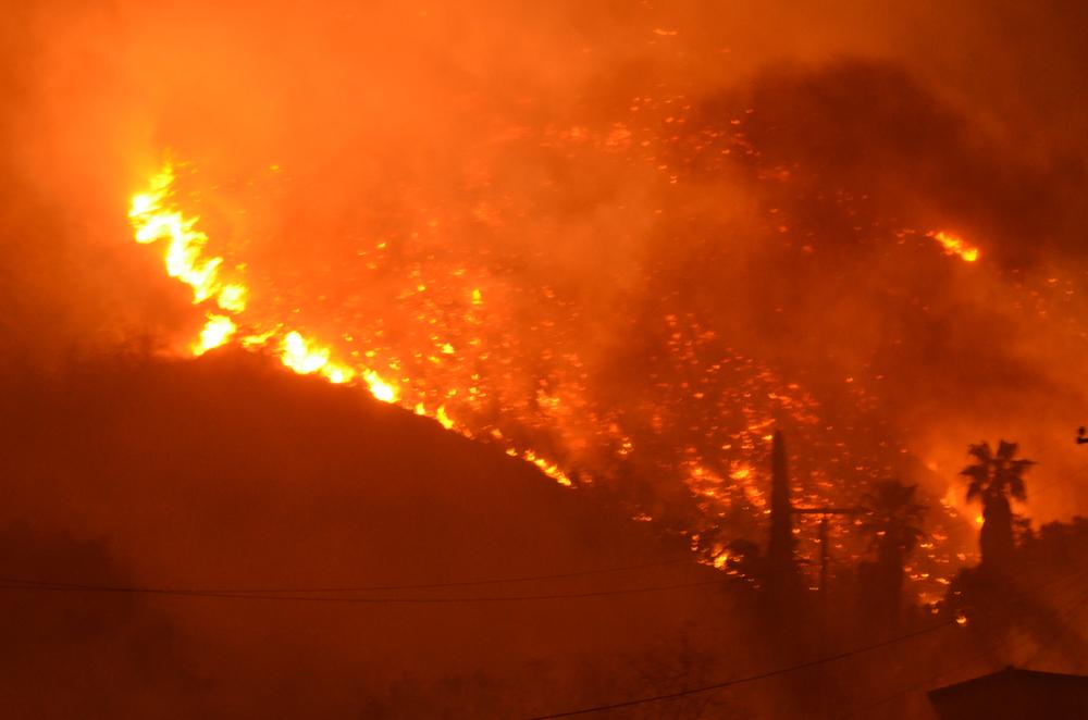 【アメリカ】カリフォルニア州電力大手PG&E、大規模山火事被害により連邦破産法申請を検討か 1