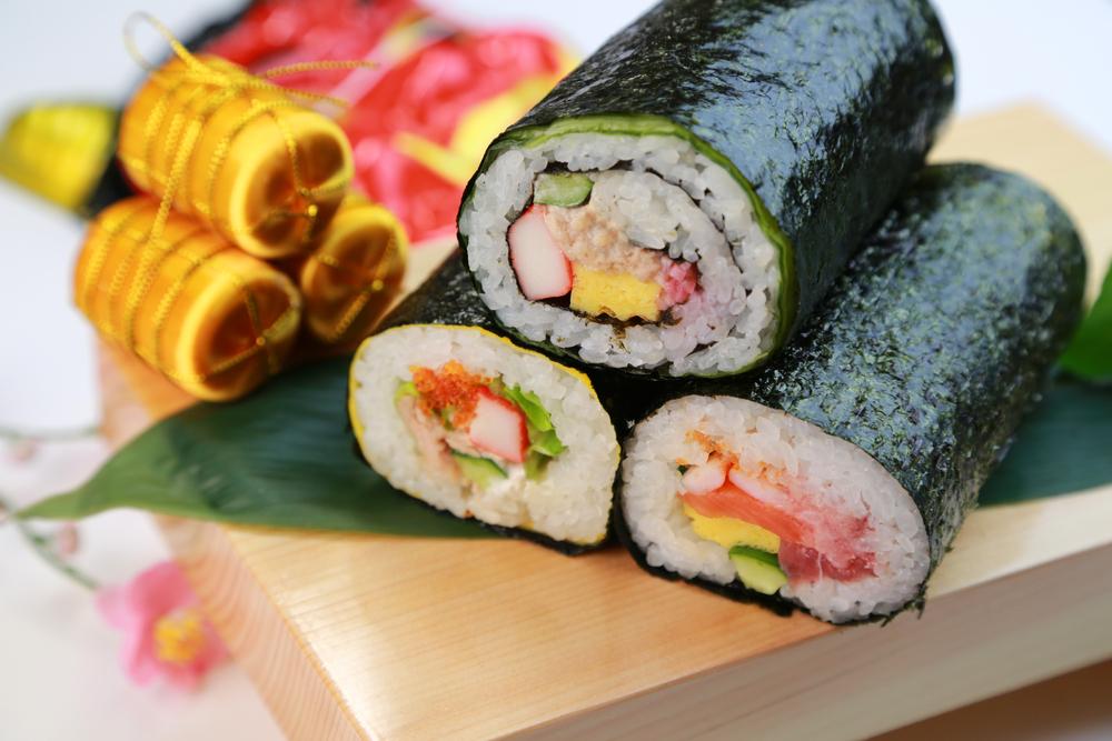 【日本】農林水産省、コンビニ・スーパーに対し、恵方巻きの食品廃棄物削減呼びかけ 1