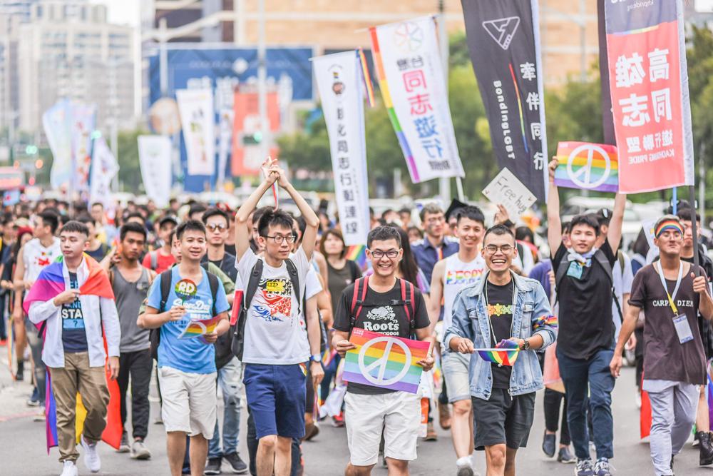 【台湾】政府、同性婚合法化の特別法案を閣議決定。立法院での審議開始。5月までの施行目指す 1