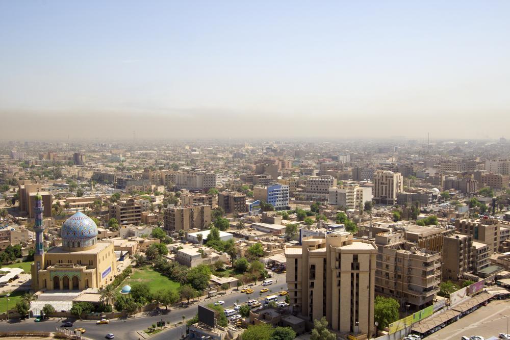 【イラク】IEA、イラクに送配電ロス削減、ガスフレア削減、太陽光発電での電力供給増を提言 1