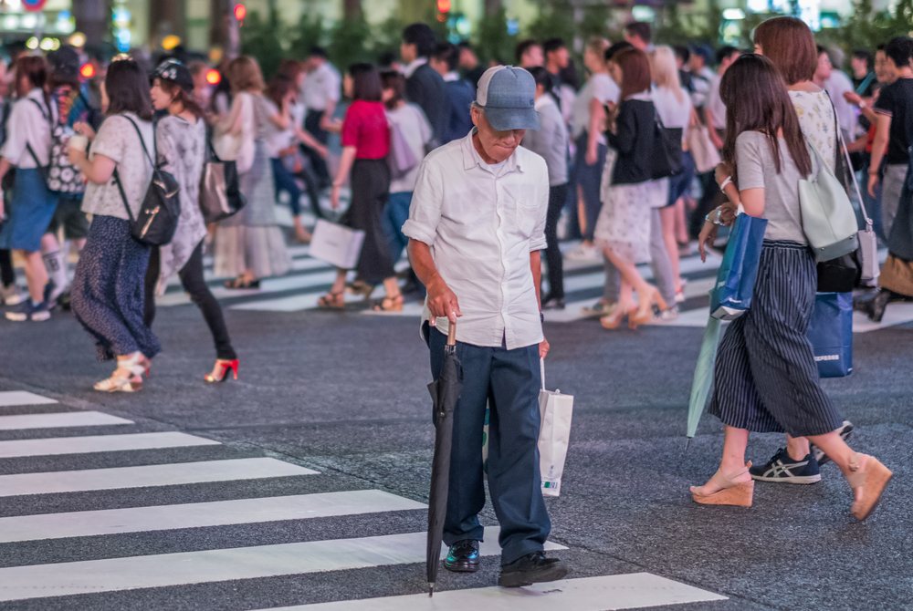 【日本】政府、70歳まで働く社会へ法改正検討。企業には努力義務課す。超高齢社会に向け 1